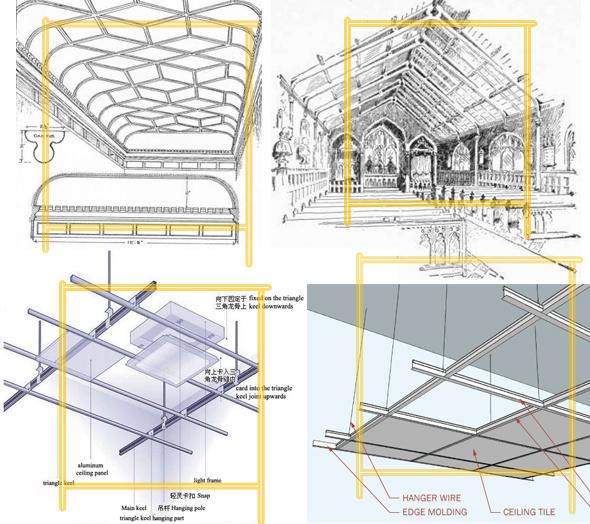 Trio Asma Tavan Sistemleri