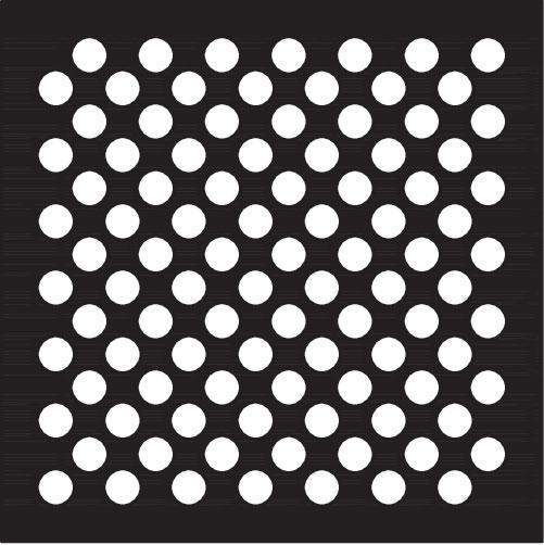 large-perforation-diagonal